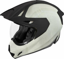 Icon Variant Pro CONSTRUCT Full-Face Helmet (Raw White) Choose Size