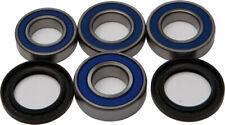 All Balls Racing Rear Wheel Bearings and Seals Kit 25-1563 for Honda 41-6175