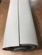 "Chrysler Town And Country headliner repair fabric-Light Gray-108""x60"""