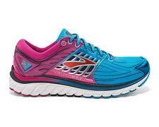 Brooks Glycerin 14 Blue Fuchsia Black Women Running Shoes SNEAKERS 120217 1b 7