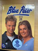 1991 BLUE PETER ANNUAL #28 BOOK TWENTY-EIGHT LARGE HARDBACK BOOK