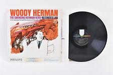 Woody Herman – The Swinging Herman Herd Recorded Live – Vinyl LP- PHM 200-131