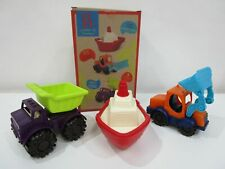 NEW B. Loaders & Floaters 3 Pack in a Box Ages 18m-5yrs RRP $30