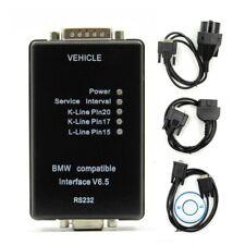 Scanner v6.5 Car Auto Diagnostic Scanner Tool Automotive OBD2 Vehical For BMW