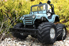 GALAXY RC MYK Clear Body Off-Road Buggy Jeep Track