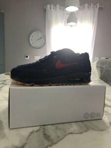 BNIB New Men Nike Air Max 90 Levi's Nike By You ID Denim UK9