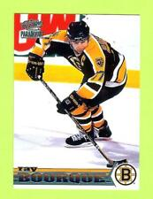 """98-99 PACIFIC PARAMOUNT """"ICE BLUE"""" RAY BOURQUE - BRUINS"""