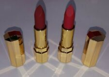 Jafra Royal Jelly Luxury Lipstick SET OF 2 1-Haute Berry 1-Regal  Red New In Box