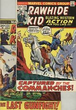 Rawhide Kid #114, #115, #116 and #117