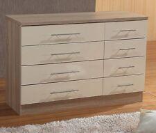 Bedroom Wood Veneer Modern 60cm-80cm Chests of Drawers