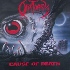 OBITUARY-Cause Of Death CD NEU