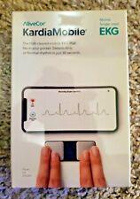 NEW AliveCor Kardia Mobile Single-Lead Electrocardiogram 30 Second EKG Detection