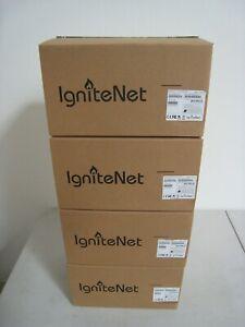 Lot of 4 Brand New IgniteNet MetroLinq ML1-60-19-FCC Point to Point Radio Lot