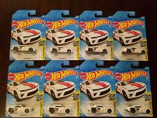 Hot Wheels 2019 '16 Camaro SS White Kmart/Kday Exclusive Color (Lot of 8) *NEW*