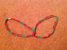 anklets beaded