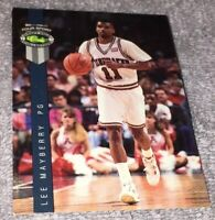 1992 Classic Four-Sport Multi-Sport Card #3 Lee Mayberry
