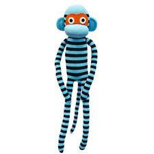 Striped - Sock Monkey (Large) 70cm