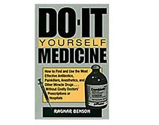 NEW Do It Yourself Medicine Instruction Guide Book