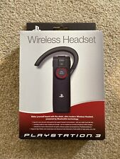 PS3 - Headset Bluetooth Includes a Charging Cradle