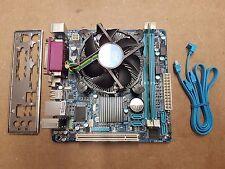Intel Core i3 Motherboard Bundle, Gigabyte GA-H61N-D2V, DDR3 2GB