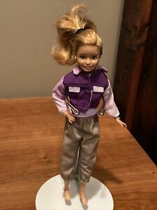 2010 Barbie Skipper Doll Sister STACIE Blonde mattel articulated w/ clothes