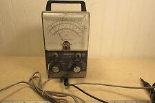 Vintage HEATHKIT VTVM Model IM-11 Vacuum Tube Voltmeter