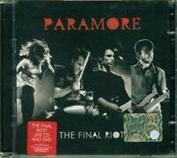 Paramore - The Final Riot Live Dvd & Cd Perfetto Sconto € 5 su Spesa € 50