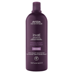 Aveda invati advanced thickening Shampoo (Rich). 1L RRP$166 With FREE Shipping!