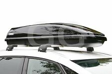 Thule Roof Box Ocean 600 Car Luggage Carrier 330L Half Width Top Boxes