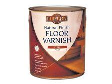 LIBERON NATURAL FINISH SATIN FLOOR VARNISH 2.5 LITRES