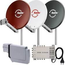 Kathrein SAT Anlage Spiegel CAS 80 LNB UAS 584 EXR 2508 HDTV HD