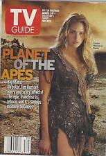 TV GUIDE July 28 - Aug. 3, 2001: New Planet of the Apes (No. 3)- LOT E