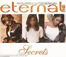 ETERNAL - Secrets (UK 4 Track CD Single Part 2)