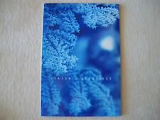 Christmas Card & CD Of 16 Classic Christmas Songs Included By CD Greetings, NEW!