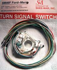 1968 FORD THUNDERBIRD & 1968-1969 MUSTANG & COUGAR TURN SIGNAL SWITCH