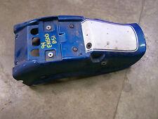 kawasaki en500 vulcan 500 rear back fender tail blue 1994 95 96 1990 91 92 93 94