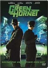 The Green Hornet (DVD, 2011) Seth Rogen, Jay Chou, Cameron Diaz BRAND NEW!!!