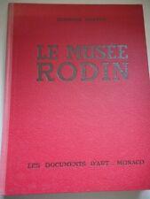 GRAPPE GEORGES - LE MUSEE RODIN (musées et monuments)