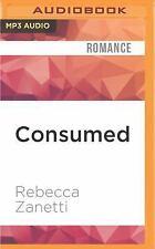 Dark Protectors: Consumed by Rebecca Zanetti (2016, MP3 CD, Unabridged)
