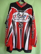 Maillot Motocross Loire Moto Racing cross Wulf Sport Vintage Jersey - XXL