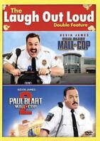 PAUL BLART: MALL COP/PAUL BLART: MALL COP 2 NEW DVD