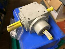 Atek V090 3:1Do-9.9-700 3-Way Right Angle Standard Bevel Gearbox Gear Drive