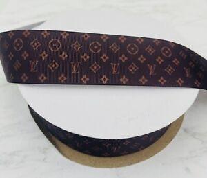 "Fashion Designer Inspired Grosgrain Ribbon 1.5"" Grosgrain Ribbon 2 Yards"