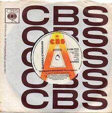 BARBRA STREISAND - THE MAIN EVENT / FIGHT. (UK, 1979, PROMO COPY, S CBS 7714)