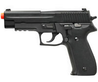 KWA Full Metal M226 Tactical PTP GBB Gas Blowback Pistol Airsoft Gun
