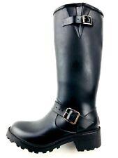 DAV  MOTO Thor Tall Rain Boots Size.US9 / UK / EU.39