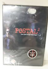 POSTAL2 EVER HAD ONE OF THOSE DAYS? PC CD-ROM NUOVO