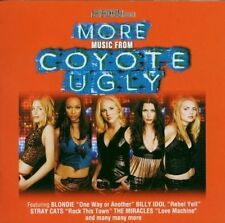 Coyote Ugly-More (2003) Blondie, Billy Idol, Stray Cats, Georgia Satellit.. [CD]