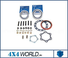For Toyota Landcruiser HZJ80 HDJ80 Series Wheel Bearing & Hub Stud Kit - Front