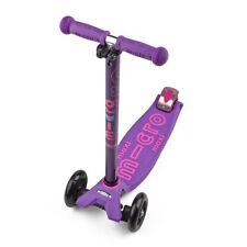 Micro Maxi Deluxe Kinder Kickboards lila